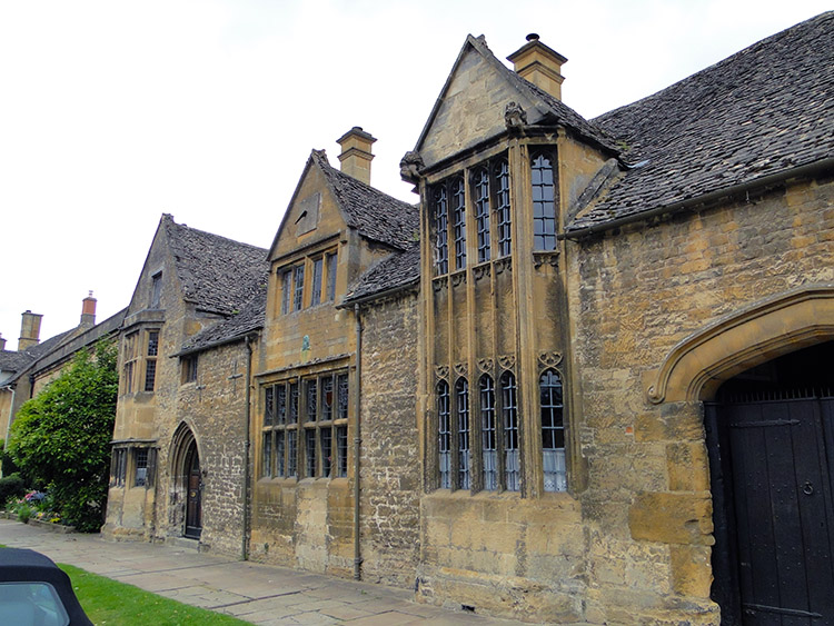 Lovely architecture in Chipping Campden
