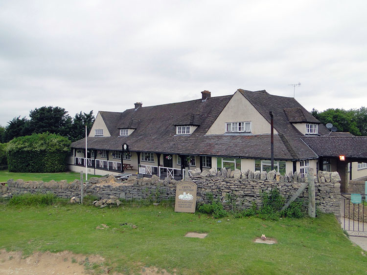 Cleeve Hill Golf Clubhouse