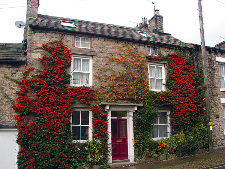 A beautiful house in Askrigg
