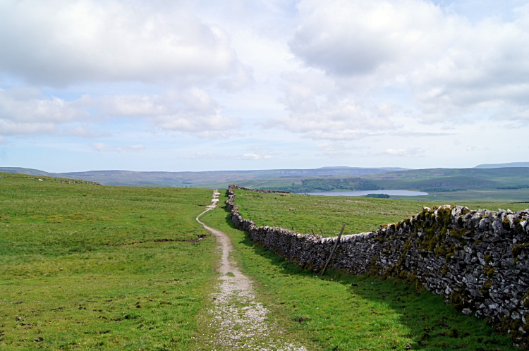 Path from Kirkby Fell to Langscar Gate