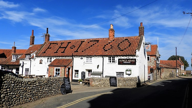 Kings Arms, Blakeney