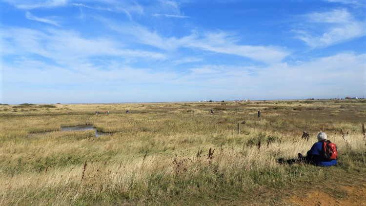 Looking for the site of Blakeney Chapel