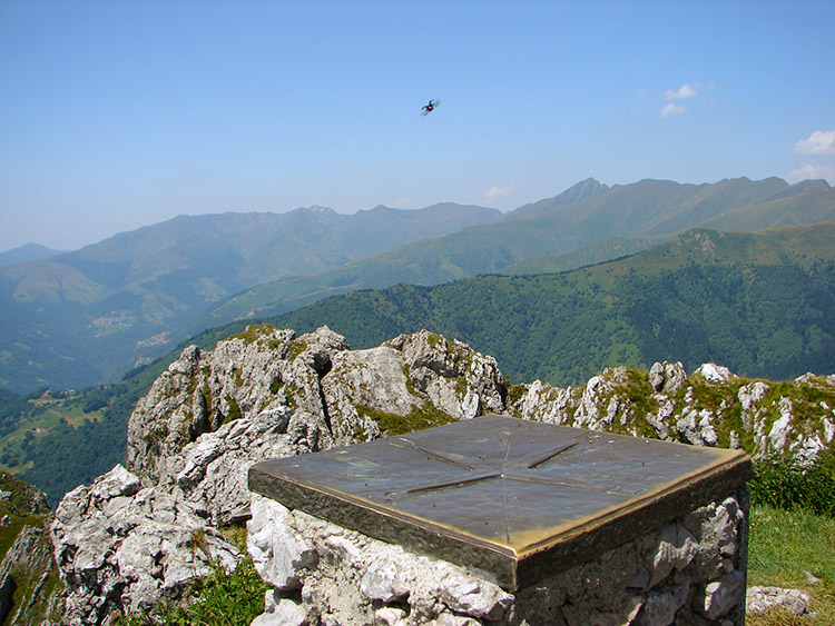 Monte Grona Summit