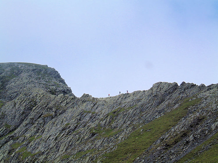 Crossing Sharp Edge
