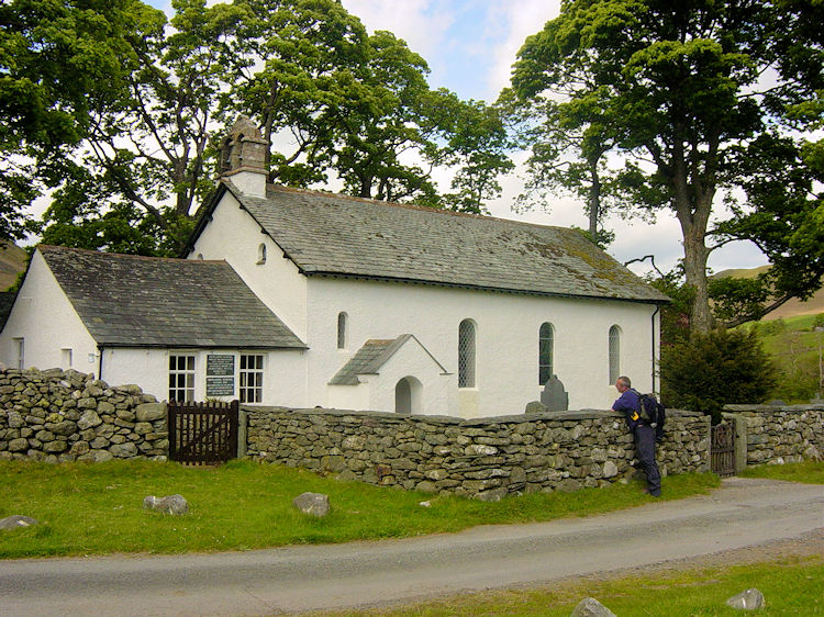 Little Town Chapel is not to be missed, it is a wonderful building in a wonderful setting