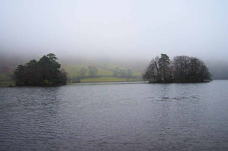 Rydal Water Islands