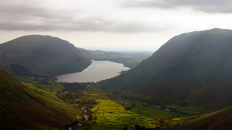 Wasdale Head and Wast Water
