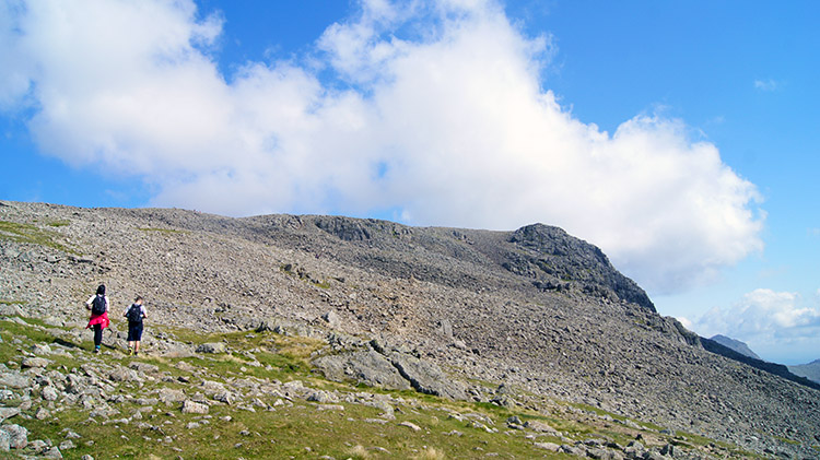 Road to Scafell Pike