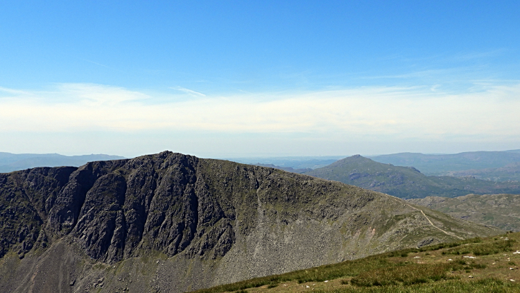 Dow Crag and Harter Fell