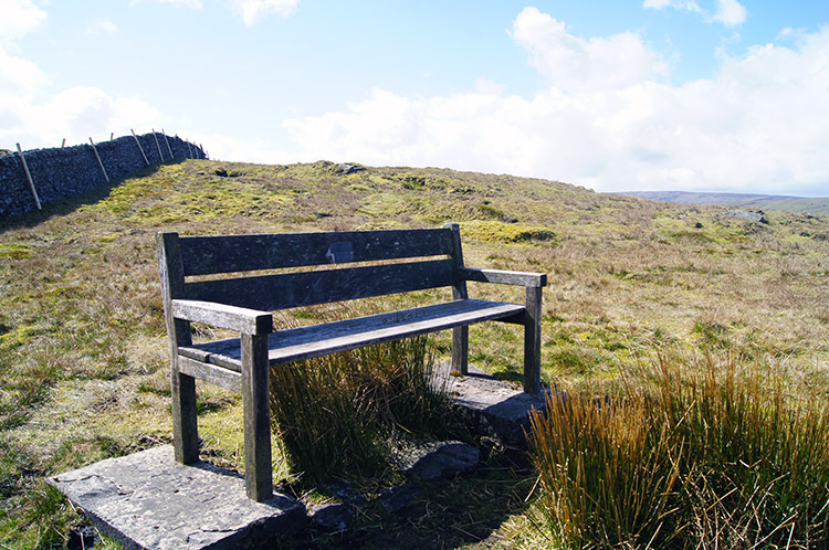 A place to rest at Bowland Knotts
