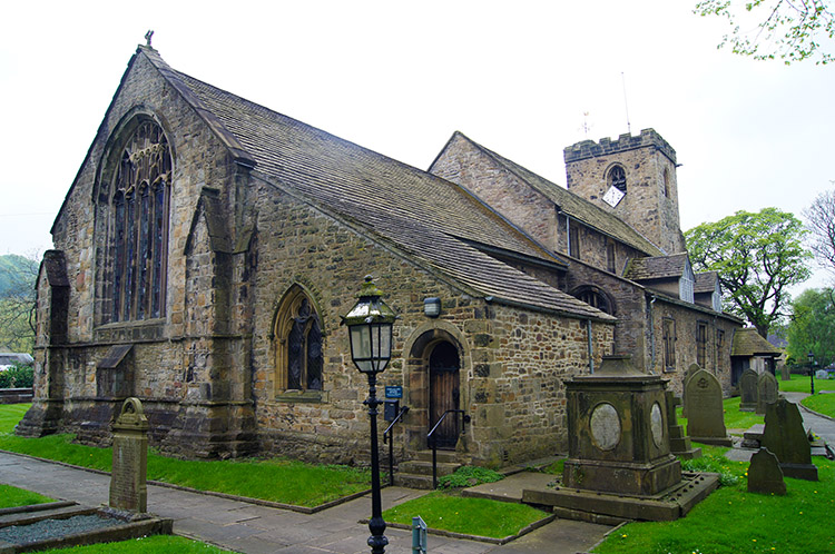 Whalley Parish Church