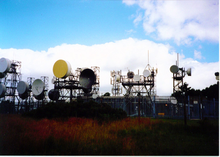 Wireless Station on Beacon Hill