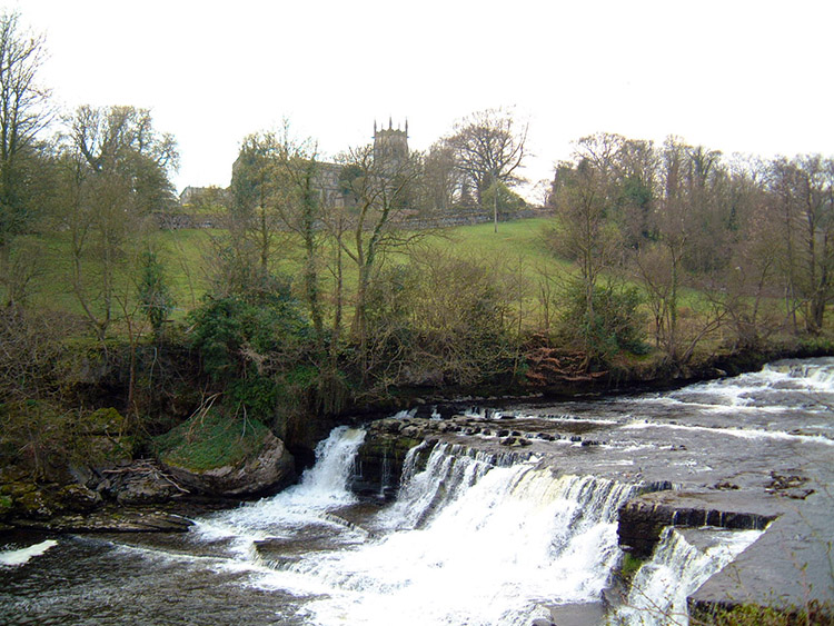 Middle Force, Aysgarth