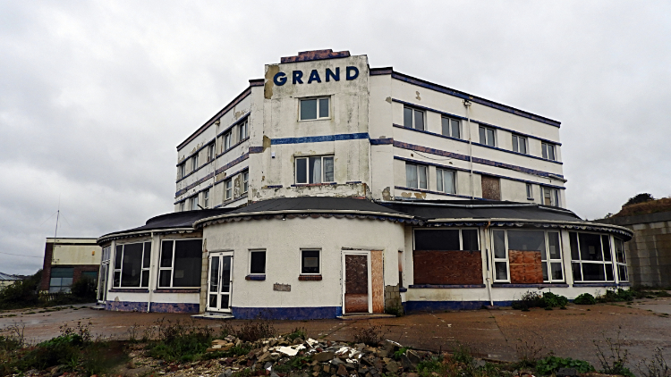 The Grand is not so grand any more