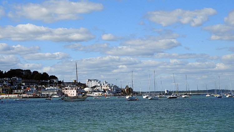Cowes Bay