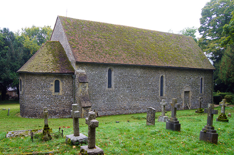 St Botolph's Church, Swyncombe