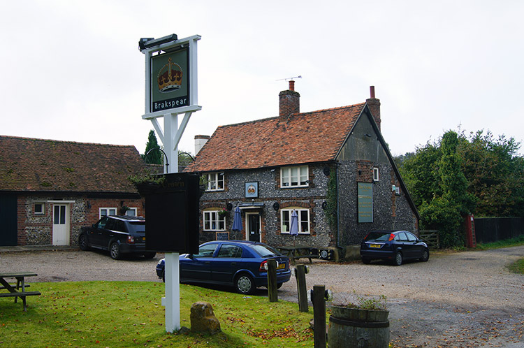 The Crown at Nuffield