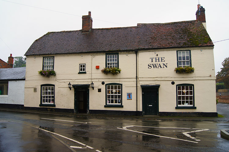 The Swan at East Ilsley