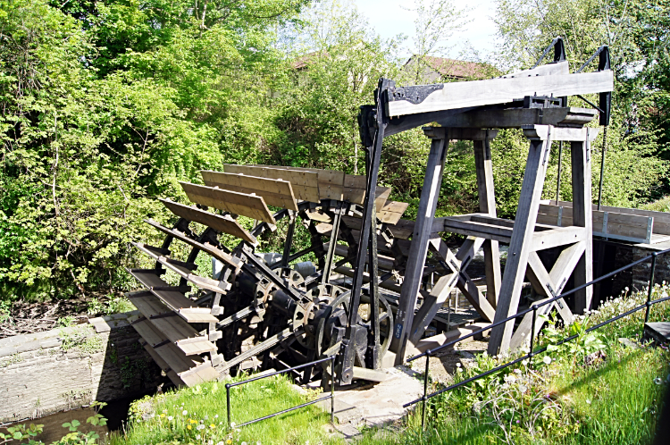 Melingriffith Water Pump