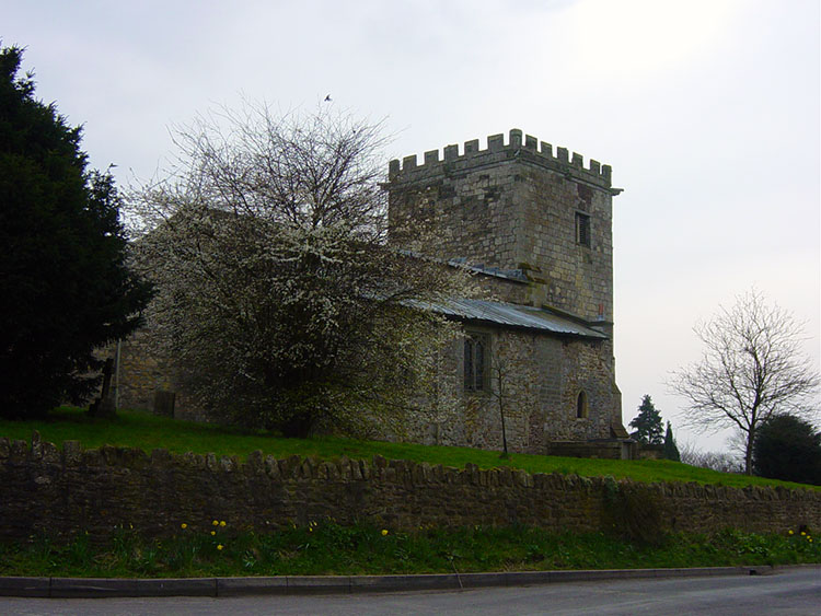Goodmanham Church