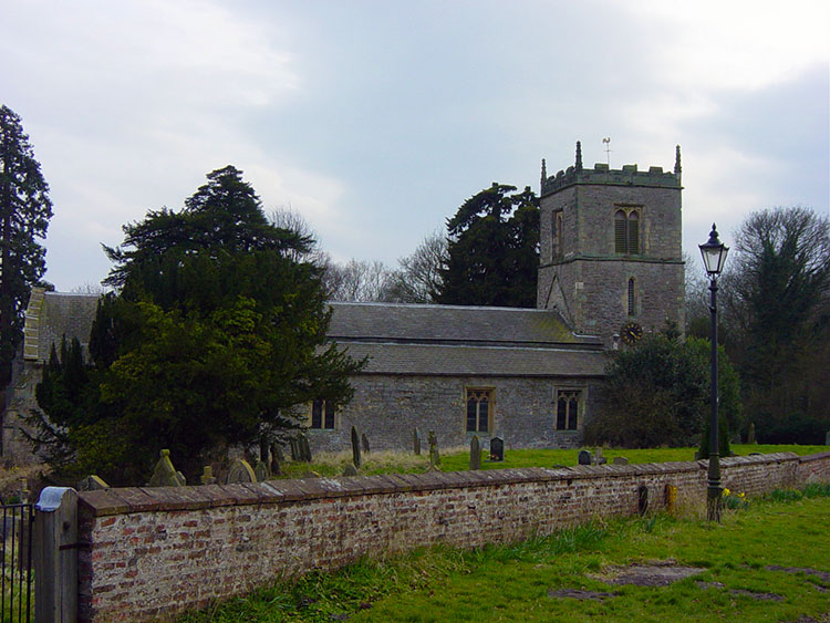 Londesborough Church
