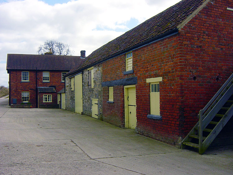 Stables at Wood House Farm