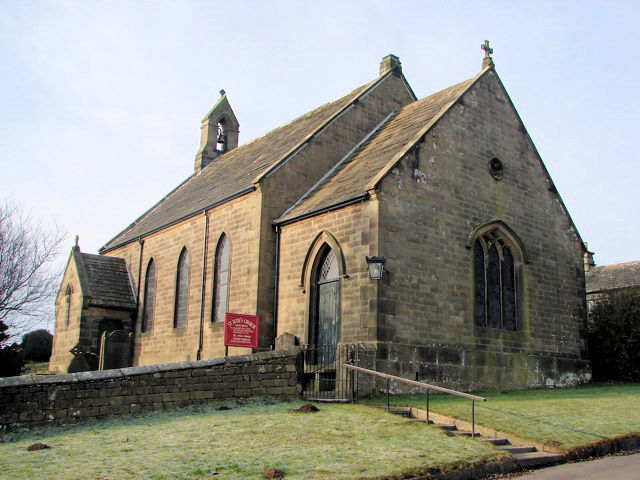 St Jude's Church, Hartwith