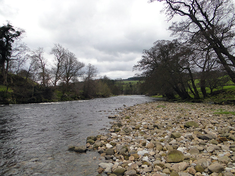 River Ure near Nutwith Cote