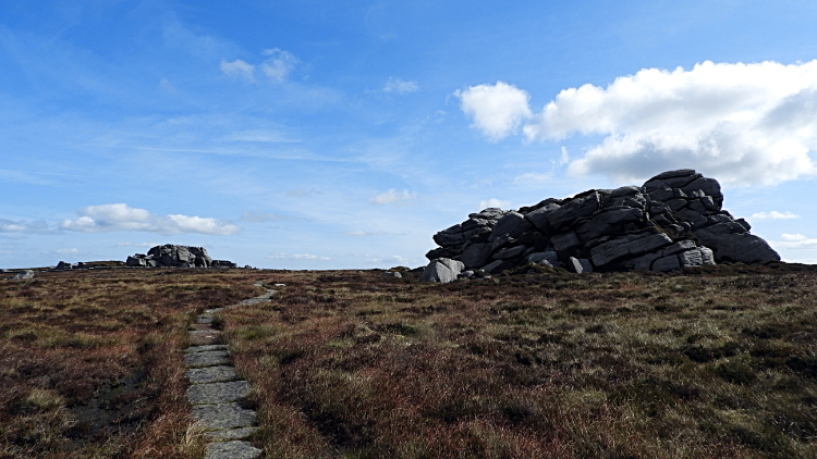 Little Simon's Seat and Lord's Seat