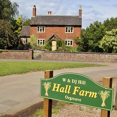 Hall Farm Orgreave