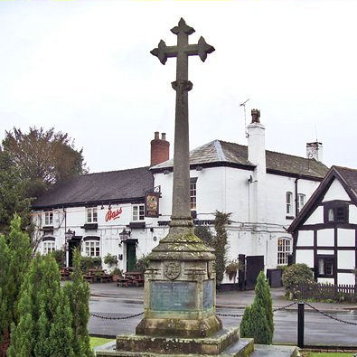 Barton under Needwood War Memorial
