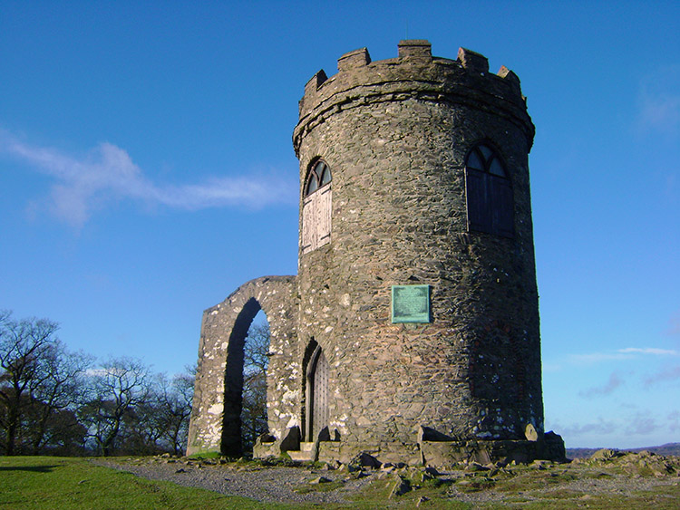 Old John Tower