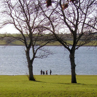 Rutland Water at Whitwell