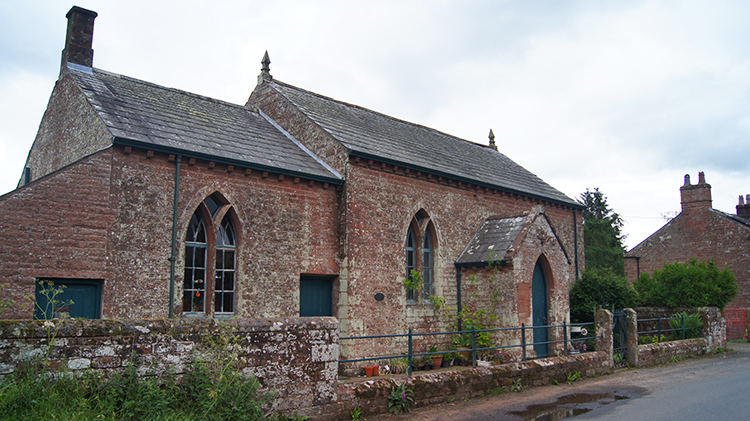 Old Chapel, Glassonby