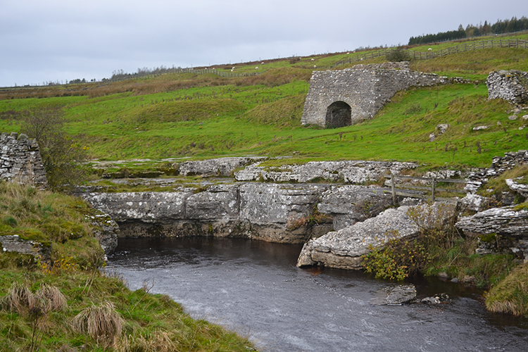Limekiln at Mellwaters