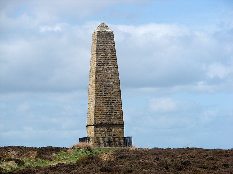 Captain Cook's Monument