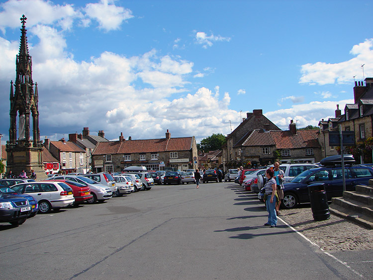 Helmsley Town Centre