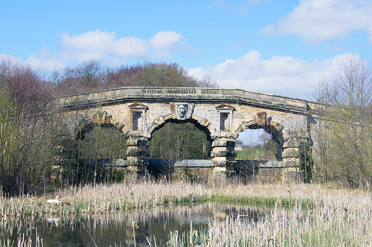 New River Bridge, Castle Howard