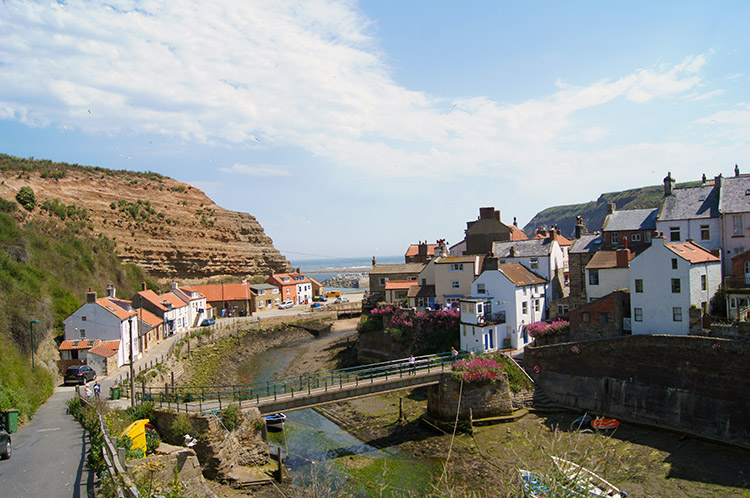 Staithes Beck