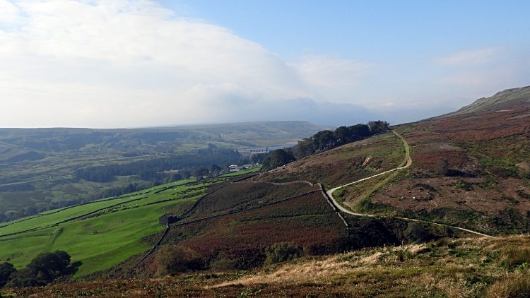 The winding path from Woo Gill