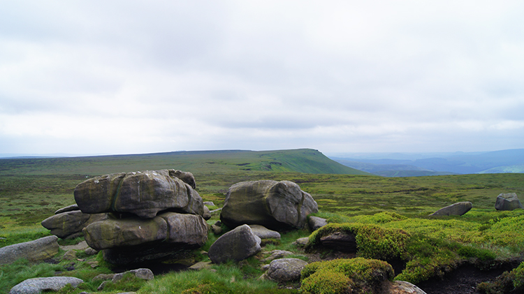 The view south from Margery Stones
