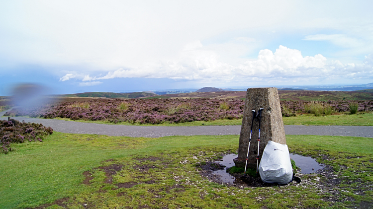 Pole Bank Trig Point
