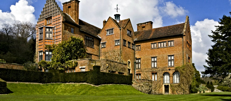 Chartwell (courtesy: National Trust)