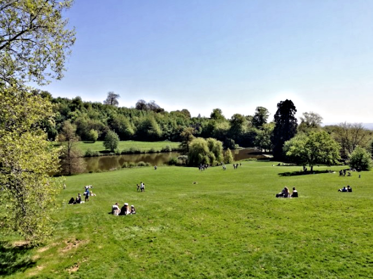 Picnics in the Chartwell Estate