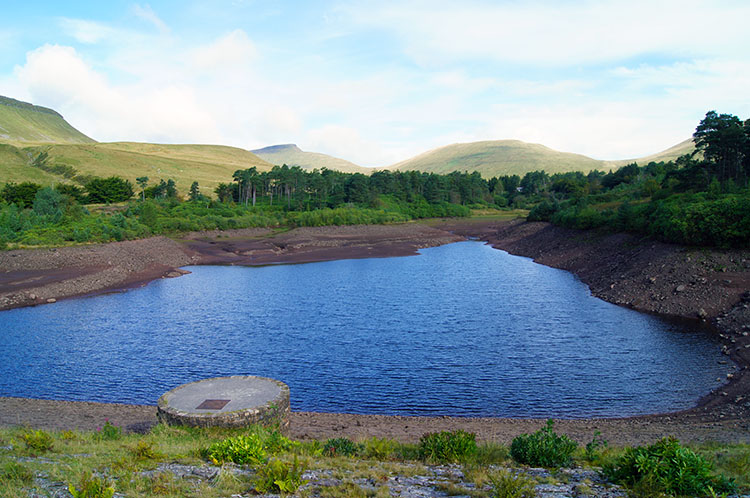 Lower Neuadd Reservoir