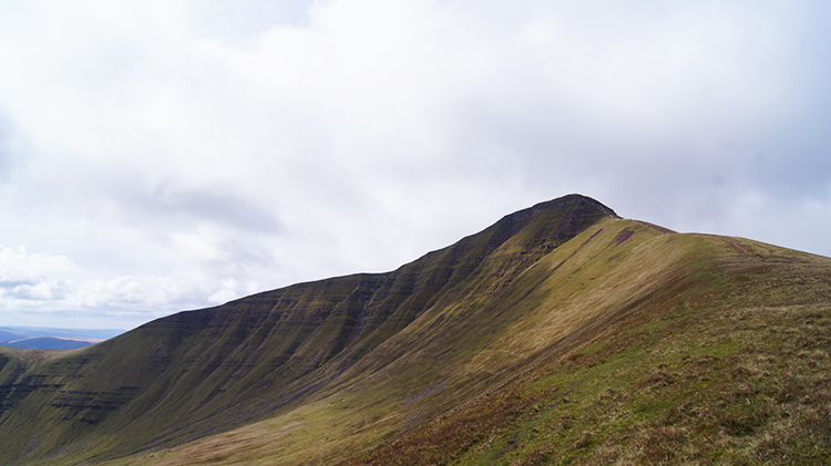 Craig Cwm Sere and Pen y Fan