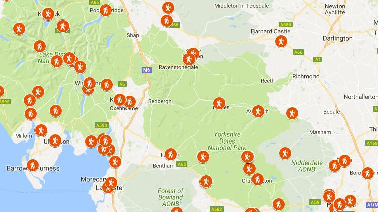 Long Distance Footpath Directory