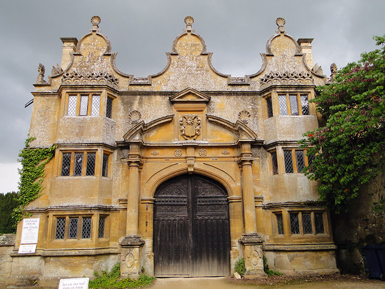Stanway House Gatehouse, built in 1630