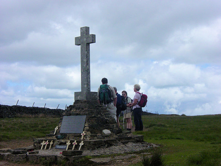 Buckden Pike War Memorial