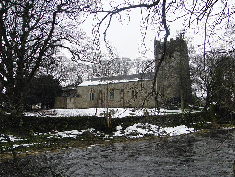 Arncliffe Church